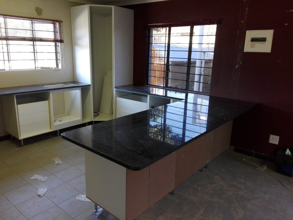 Rustenburg Black Kitchen