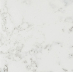 ProQuartz Quartz - Carrara Cloud. Sophisticated and serene, with a marble look and a fine grain.